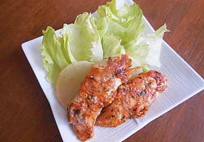 鶏ササミのオーロラソテー - めのキッチンの美味しい生活
