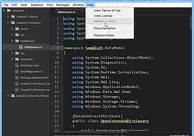GitHub、テキストエディター「Atom」のWindows版を公開 - 窓の杜