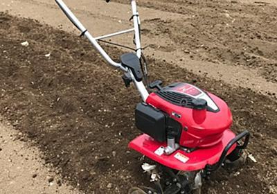 ホンダの小型耕運機が独走 20年越しの販路開拓が結実: 日本経済新聞