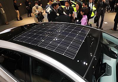 【トヨタ プリウスPHV 新型】ソーラー充電システムは28万円で普及グレードに設定 | レスポンス(Response.jp)