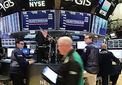 プログラム同士の「超高速取引」で、株式市場がクラッシュする日がやってくる|WIRED.jp