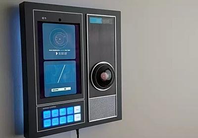 """「2001年宇宙の旅」に登場したAI「HAL 9000」の実物大レプリカ--命令への""""拒絶""""も - CNET Japan"""