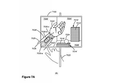 アップルが出願していた新たな特許が公開、AR/VR操作の次世代UI目指す | Mogura VR