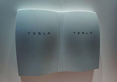 テスラのバッテリーは市場破壊の正軌道上にある : ギズモード・ジャパン
