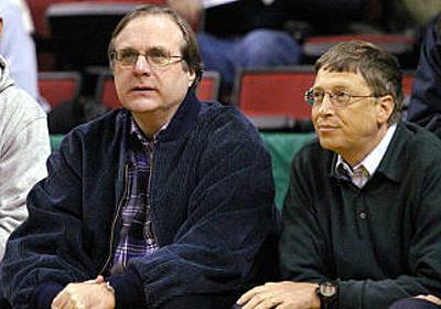 ビル・ゲイツが共にMicrosoftを創業したポール・アレンについて語る - GIGAZINE