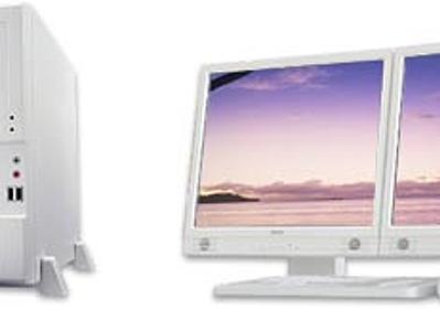 エプソンダイレクト、4万円台からのBTO対応スリムデスクトップ「AT960」 - ITmedia PC USER