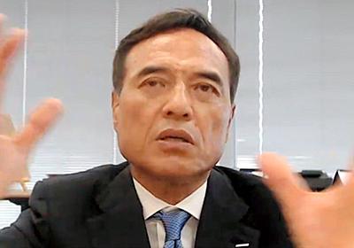 「ビックリした」菅氏の賛成 最賃でサントリー新浪氏:朝日新聞デジタル