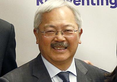 サンフランシスコ市長が急死 慰安婦像受け入れに署名:朝日新聞デジタル