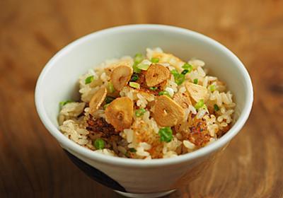 パンチが効きすぎてクセになる「こしょう飯」と「にんにくこしょう飯」の作り方【筋肉料理人】 - メシ通   ホットペッパーグルメ