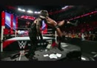 【WWE】壊れないテーブル ‐ ニコニコ動画:GINZA
