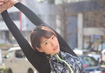 僕たちの、美しき女神たちーー#36 中村 優さん(タレント/ランニング・インストラクター)   GQ Japan