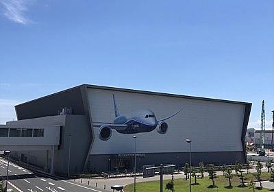 ボーイング787(本物)を屋内にドーン! 中部国際空港、食べて遊んで学べる複合施設「FLIGHT OF DREAMS」10月オープン (1/2) - ねとらぼ