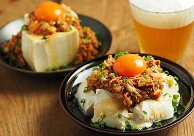 サバ缶とキムチで。夏に食べたい筋肉料理人流スタミナ冷奴の作り方 - メシ通   ホットペッパーグルメ