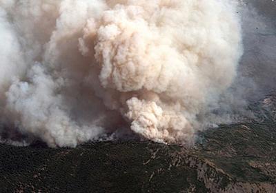 CNN.co.jp : 大規模化する山火事、「メガ火災」超え「ギガ火災」へ 米加州