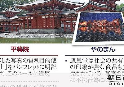平等院鳳凰堂のパズル、なぜ訴訟に?著作権ないけれど…:朝日新聞デジタル