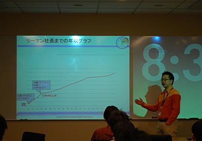高専カンファレンス2008 Winter in Tokyoに行って来た【発表内容編】 - はてなクラフト(仮)