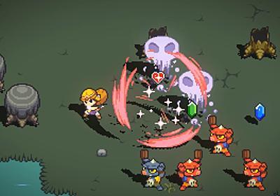 『ゼルダの伝説』の世界で、リズム・ダンジョン探索する『ケイデンス・オブ・ハイラル』Nintendo Switch向けに発表 | AUTOMATON