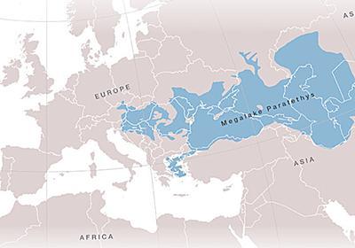 イタリアからカザフスタンまで広がっていた地球最大の湖「パラテチス海」消滅の謎 - ナゾロジー