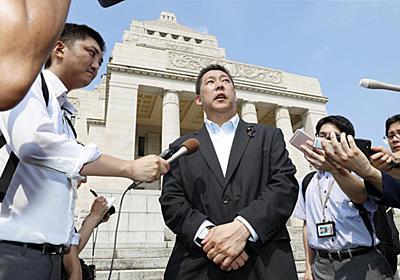 「NHK集金人に暴力団関係者」 N国党・立花党首が発言 - 産経ニュース