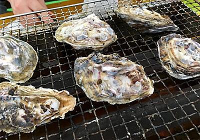 糸島の牡蠣小屋で牡蠣ざんまいしてきた@福吉漁港「かきのますだ」 - きまやのきまま屋