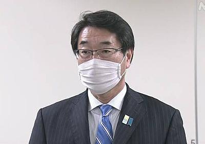 新潟 新型コロナ 介護施設で30人感染 市長感染拡大防止を指示   新型コロナ 国内感染者数   NHKニュース
