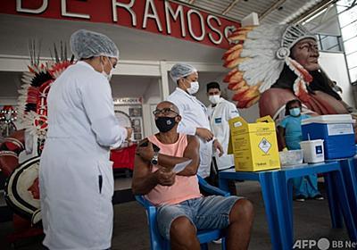 ブラジル、コロナICU患者の過半数が40歳未満に 写真6枚 国際ニュース:AFPBB News
