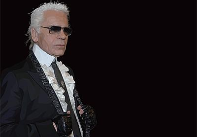 カール・ラガーフェルド モードの皇帝、素顔の告白|メンズファッションニュース|GQ JAPAN