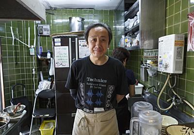 板橋区民の心のよりどころ「おくちゃん」が店名を変えて復活した日「さかうえ」【東京ソバット団】 - メシ通 | ホットペッパーグルメ