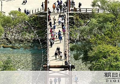 4月と一転、にぎわう観光地 昨年より人出増えた場所も [新型コロナウイルス]:朝日新聞デジタル