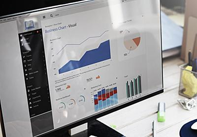 ダッシュボードで上手に情報を可視化するためのガイドライン | UX MILK