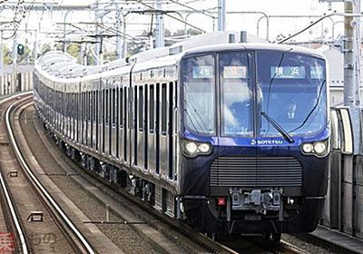 直通線用の新型12000系電車を導入へ 相鉄グループ2018年度設備投資計画 | 乗りものニュース