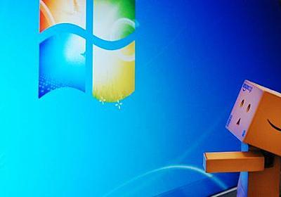 Windows 7が依然としてデスクトップOSのシェアで20%以上を占めておりWindows XPも根強く生き残っている - GIGAZINE