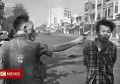 Eddie Adams' iconic Vietnam War photo: What happened next - BBC News