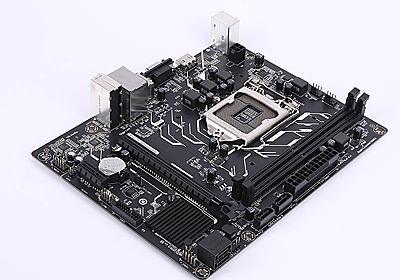 """【やじうまPC Watch】「Intel H310Cチップセット」は14nmから22nmプロセスに""""逆戻り""""  - PC Watch"""
