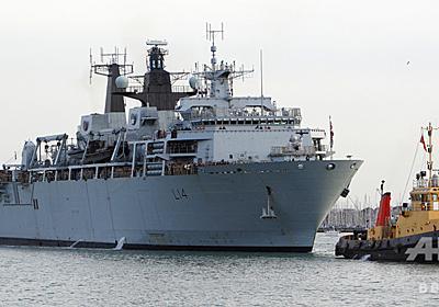 英国が軍艦派遣で中国牽制、日本には別の手がある 日本が手を組み、味方につけるべき3つの国(1/4) | JBpress(日本ビジネスプレス)