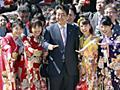 【安倍晋三】「桜を見る会」予算要求3倍増 大幅オーバー批判に開き直り|日刊ゲンダイDIGITAL
