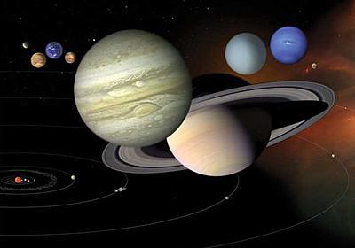 太陽系は太陽を中心に回っているわけではない…よくわかる動画をJAXAの惑星科学者が作成 | Business Insider Japan