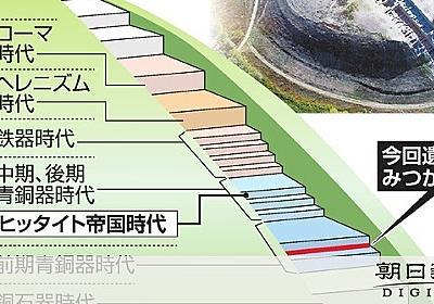 鉄の歴史に一石、ヒッタイト起源に異説か 最古級の遺物:朝日新聞デジタル