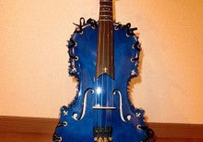 フレットバイオリン|エルデ楽器の工房ノート