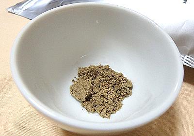コオロギは見た目も味も食べやすい食材になっていた :: デイリーポータルZ