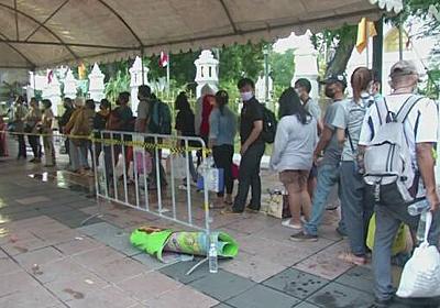タイ 「デルタ株」感染拡大 入院できず自宅で死亡するケースも | 新型コロナウイルス | NHKニュース