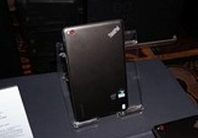 【イベントレポート】「ThinkPad 8」、「ThinkPad X1 Carbon」実機写真レポート - PC Watch