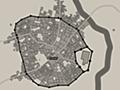 中世風の架空都市を一瞬で自動生成してくれる「Medieval Fantasy City Generator」 - GIGAZINE