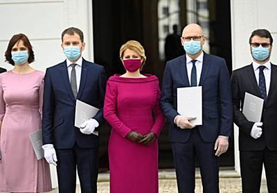 欧米でマスクへの評価が急上昇 着用義務化の国相次ぐ (写真=ロイター) :日本経済新聞