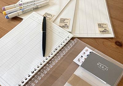 無印良品の新商品「リフィルノート」はカスタマイズし放題だから使いやすい! | ROOMIE(ルーミー)