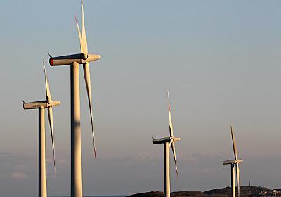 再生エネ機器、日本製急減 風力9割縮小、太陽光半分  :日本経済新聞