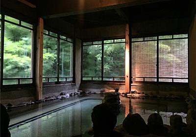ようやく夏本番!ぬる湯・冷鉱泉が楽しめるおすすめ温泉宿と日帰り温泉 - 温泉ブログ 山と温泉のきろく