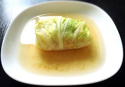 【雑穀料理】白高キビを使ったロールキャベツの作り方・レシピ【キャベツの定番】 - Tempota Blog