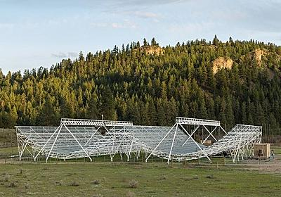 銀河系外から謎の「反復する電波」を観測…科学者も頭を抱える:らばQ