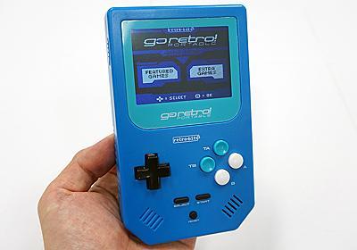 魔界村や1942などを収録した携帯ゲーム機「GoRetro! Portable」が入荷、価格は5,580円 - AKIBA PC Hotline!